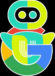 uschema logo with google logo